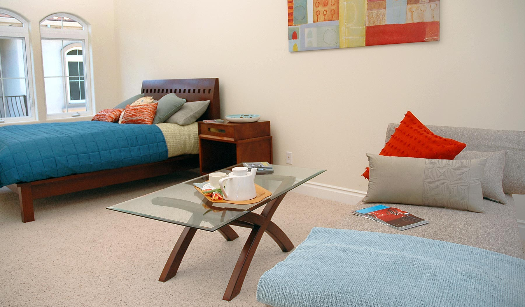 Harrington Galleries - Staging Services - Bedrooms