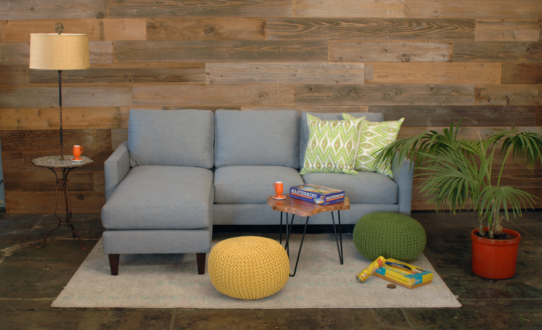 Harrington Galleries - Custom Sofa - floor models 20% off