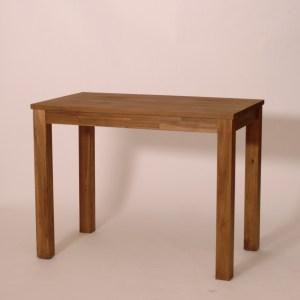 tall wood pub table