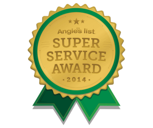 HKB Earns Esteemed 2014 Angie's List Super Service Award