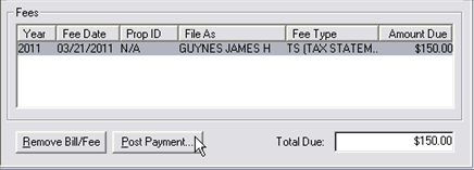 Fee Processing, Payment Cart Fees, 01