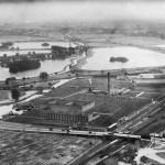 Overhead view 1933