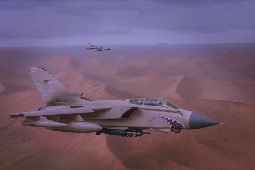 Desert Storm Tornado