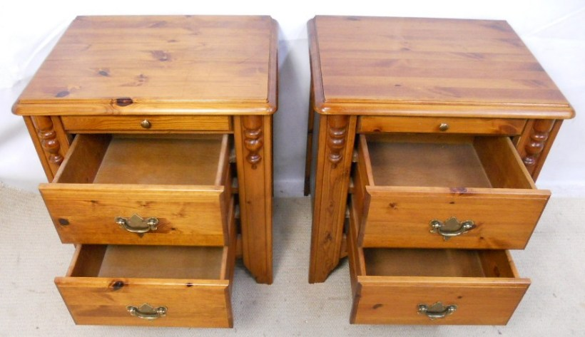Antique Pine Bedside Cabinet Furniture - Cheapest Pine Bedside Cabinets Www.redglobalmx.org
