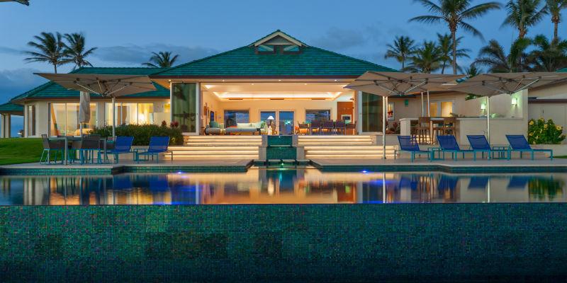 Hawaiian Tropical Contemporary Harrison Woodfield