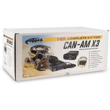 Rugged Radios Can-Am complete communications System