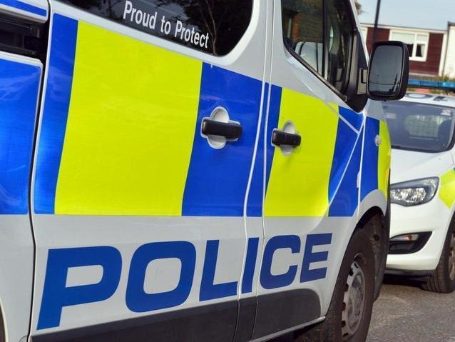 Der Polizist von North Yorkshire wird viral, nachdem er eine Frau in ein Krankenhaus gebracht hat