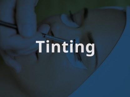Tinting Beauty Treatments Harrogate