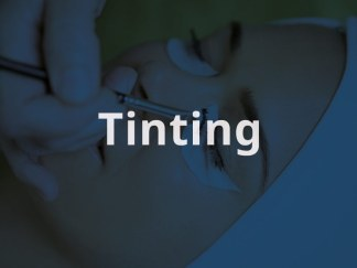 Tinting Beauty Treatments Harrogate