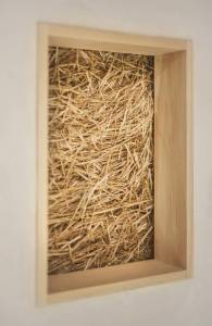 Straw Bale Insulation