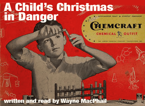 A Child's Christmas in Danger