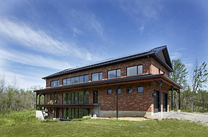 Casey Grey - Passive House
