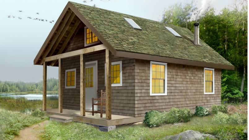 Build Your Cabin