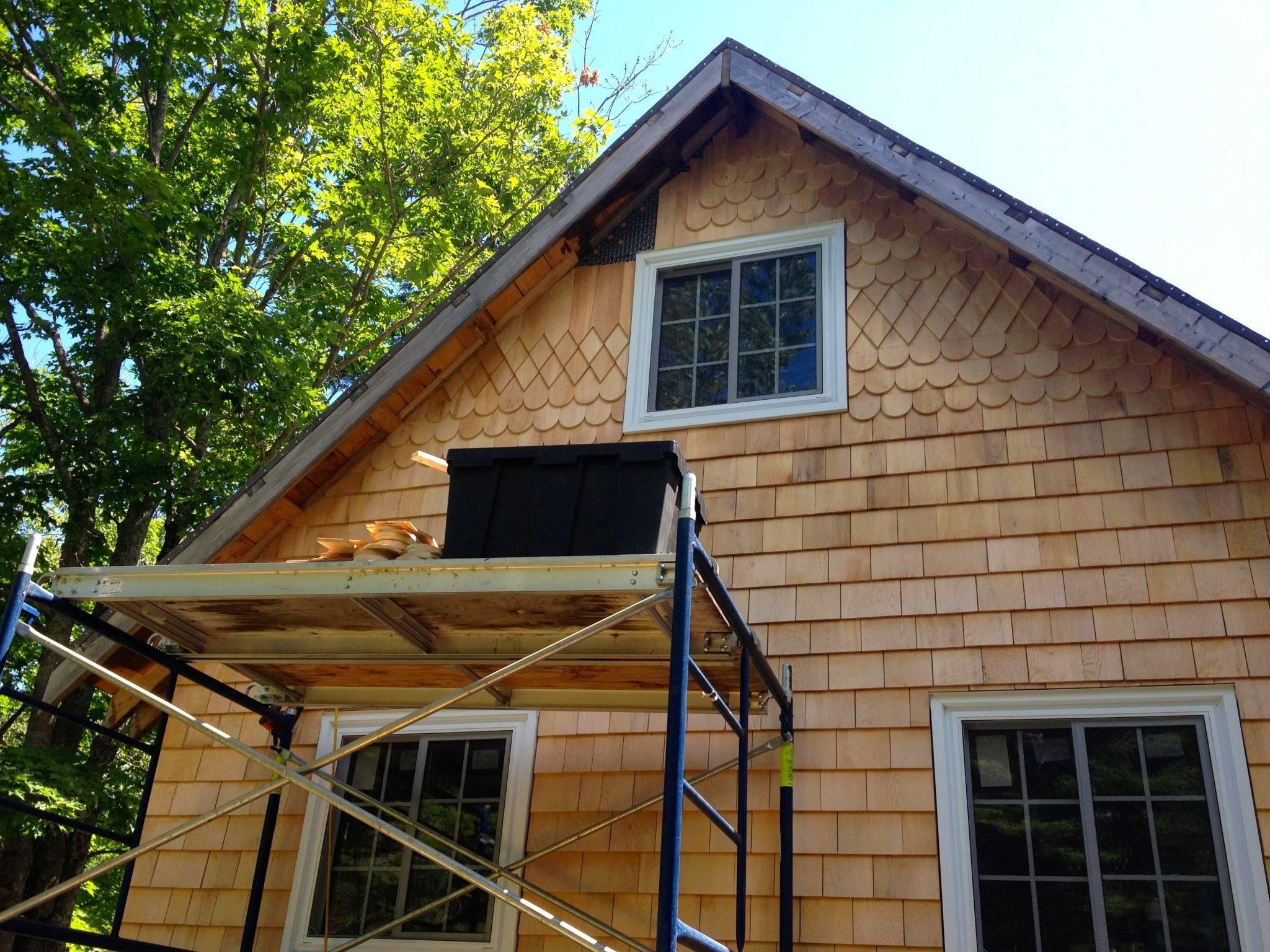 Build Your Cabin - Harrowsmith