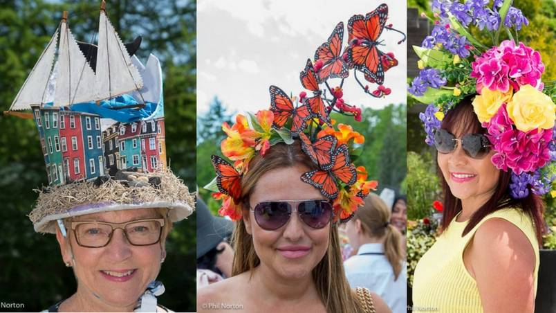 Toronto Botanical Garden Blossom Party