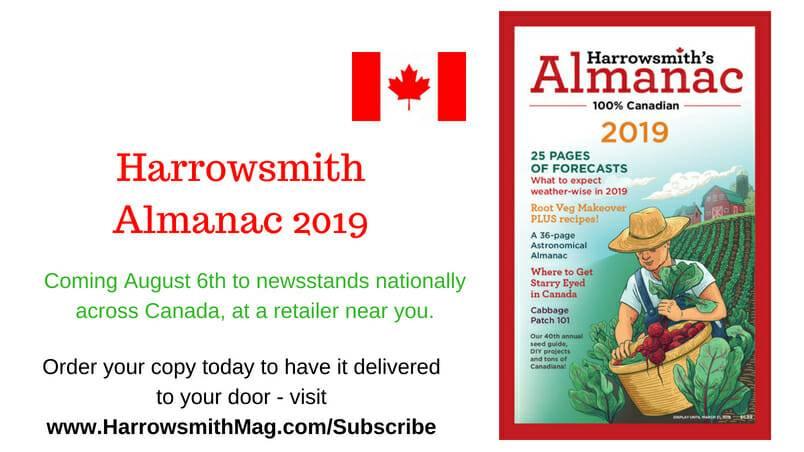 Harrowsmith Almanac 2019
