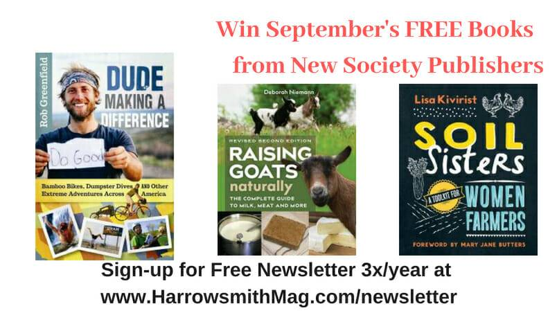 September Free Books