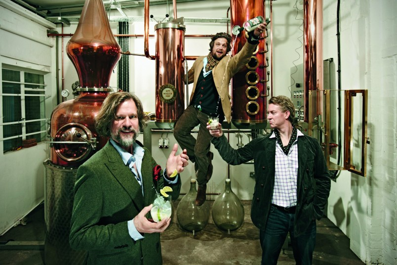The Sipsmith Founders