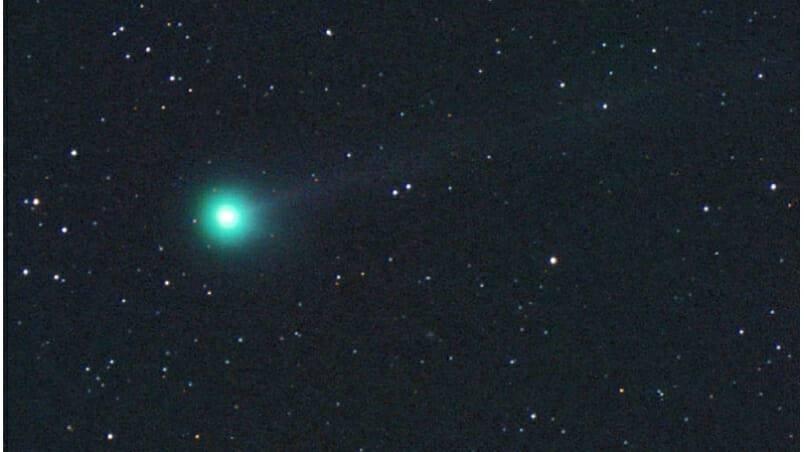 New Comet for Keen Stargazers