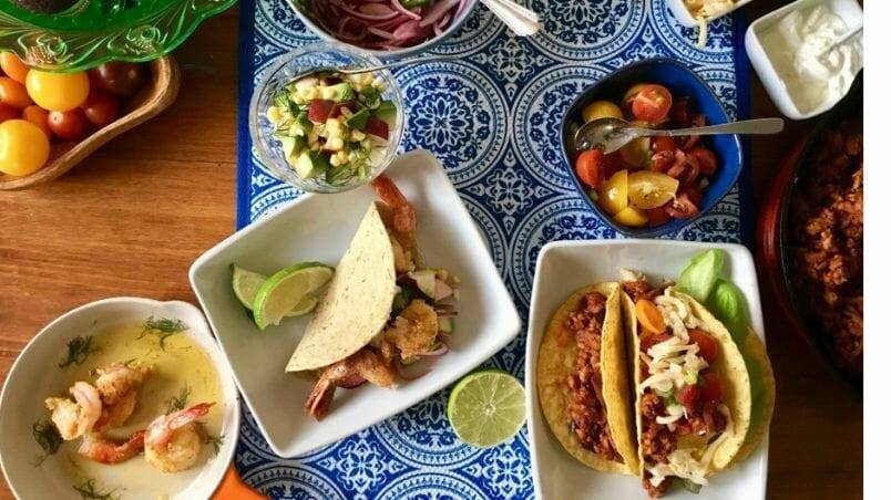 Muy Delicioso! Are Tacos a staple in your house?