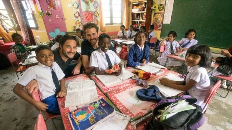 The Earth Group Aims to Change the World Through Education and Nourishment