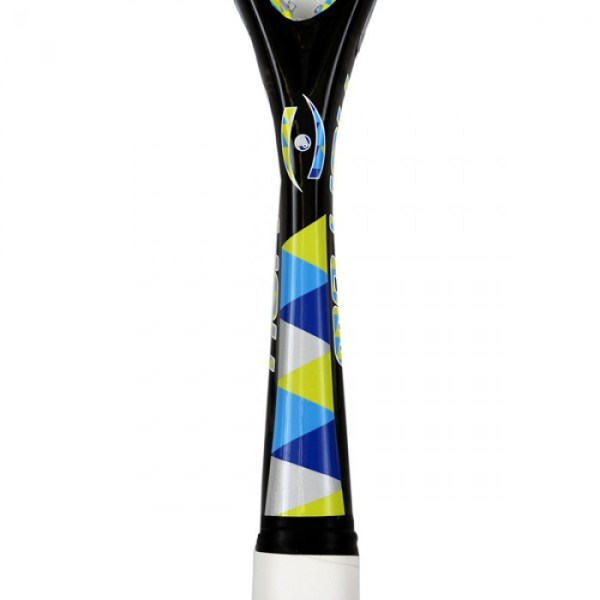 Harrow Sports Squash Racket Silk Nahaufnahme