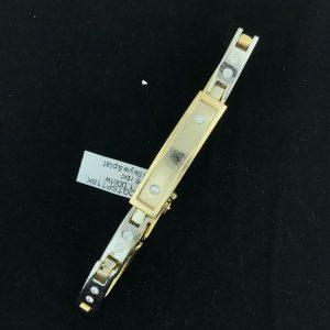 Harry Glinberg Jewelers - 18K Gold Bracelet with Diamonds