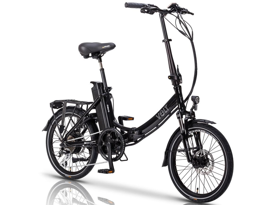 Volt Metro Ls 00 Electric Bikes Folding