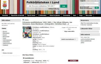 Boken 2015-11-04 Lunds Stadsbibliotek
