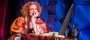 Nell Gwynn is a nice girl in this production