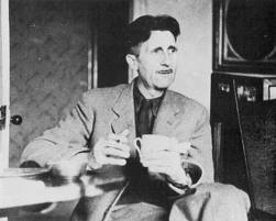 Strong brew: George Orwell had more than a few things to say about what makes a decent cuppa