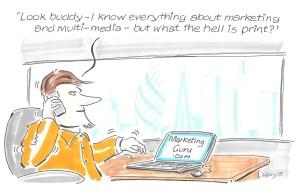 Print Monthly cartoon - marketing guru Jan 2016 001
