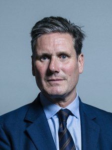 Labour's Sir Keir Starmer has already hinted at having a second referendum if his party take power