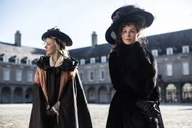 A still from the film Lady Susan
