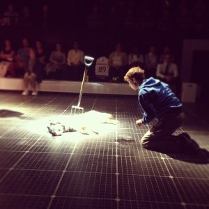 Game changer: The Curious Incident of the Dog in the Night