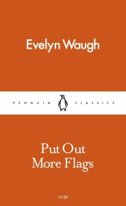 This image has an empty alt attribute; its file name is WAUGH-Evelyn-PUT-OUT-MORE-FLAGS.jpg