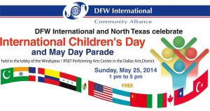 International children's day 2014