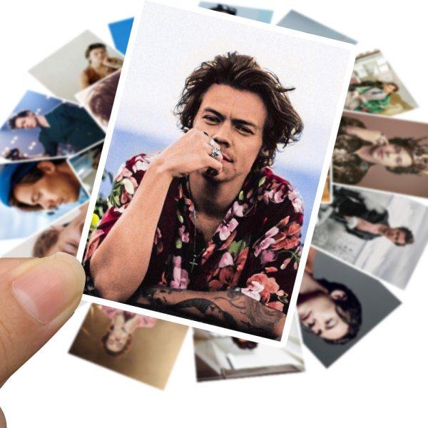 25pcs British Singer Harry Edward Styles Stickers