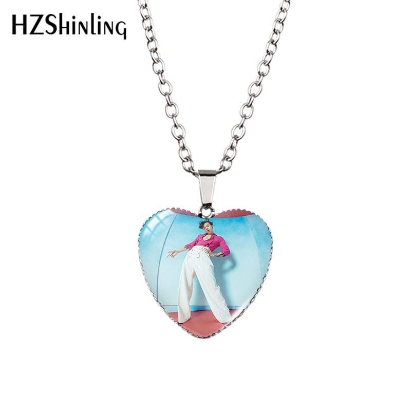 New Harry Styles 2021 Heart Necklace