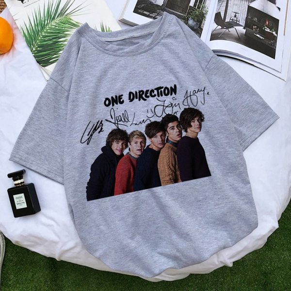 Harry Styles Fine Line TShirt Oversized T Shirts Women
