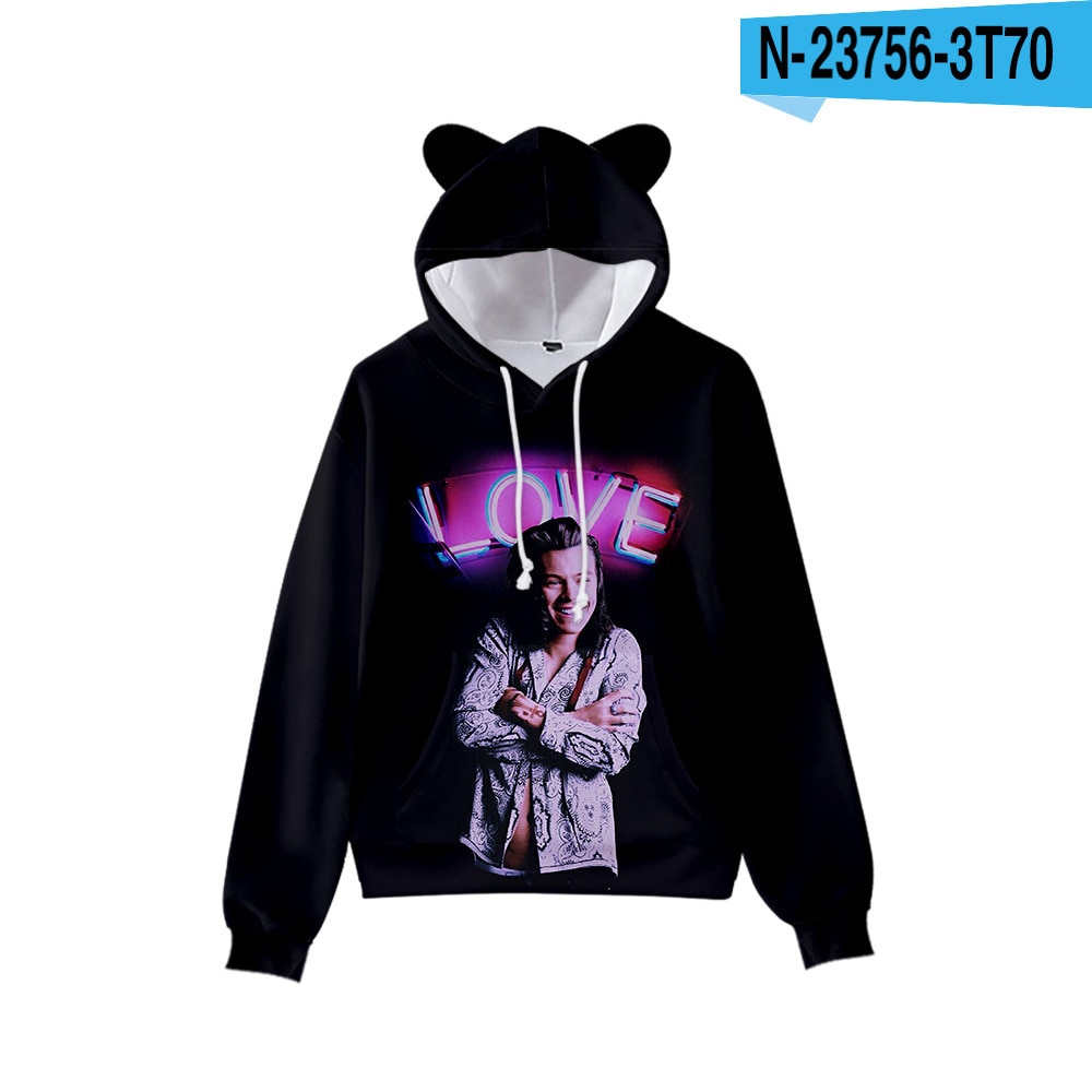 Harry Styles Hoodie Sweatshirt Cosplay Jacket For Women and Men