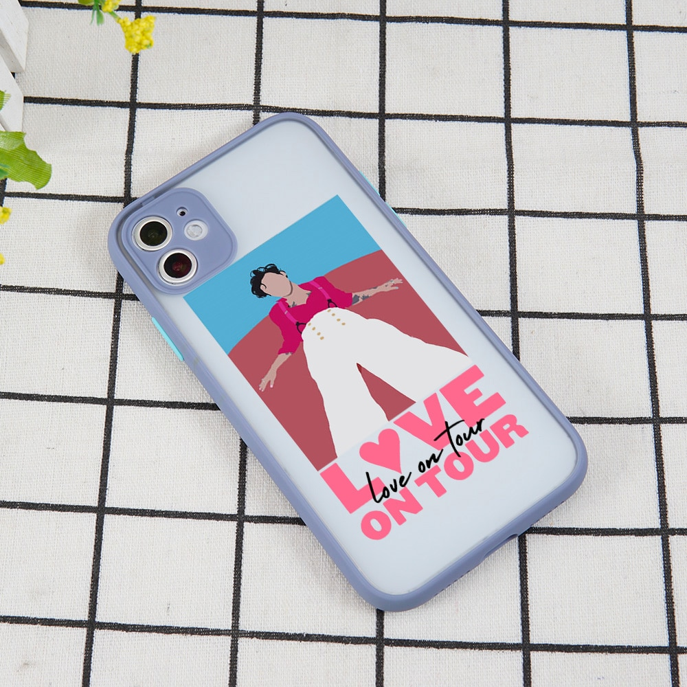 Harry Styles Fine Line Phone Case for IPhone X 6S 8 7Plus 11 12 XS Max XR SE2
