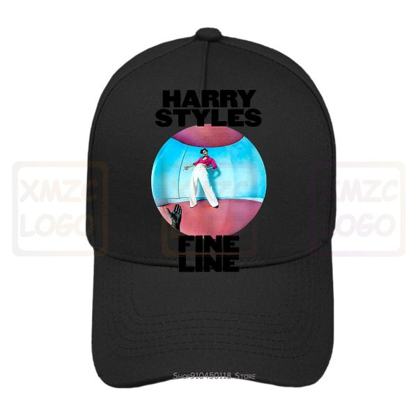 Harry Styles Fine Line White Baseball Cap Baseball Cap Hats Women Men