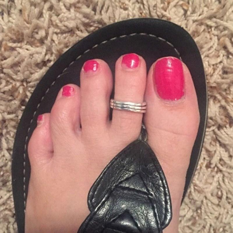 Harry styles foot rings set toe rings for women