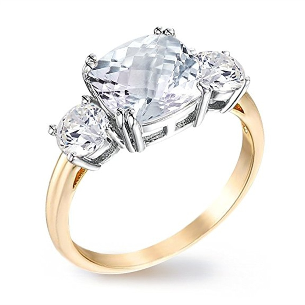 Harry Prince Engagement Ring Adjustable Open Ring For Wedding Couple