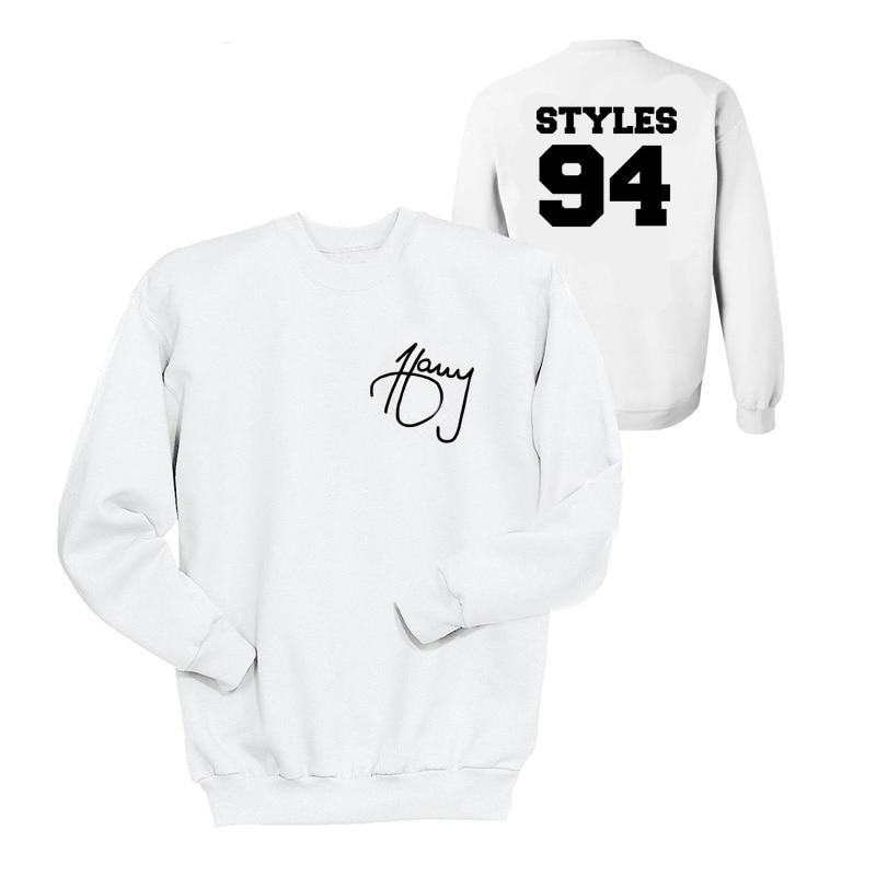 Harry Styles One Direction Sweatshirts For Women