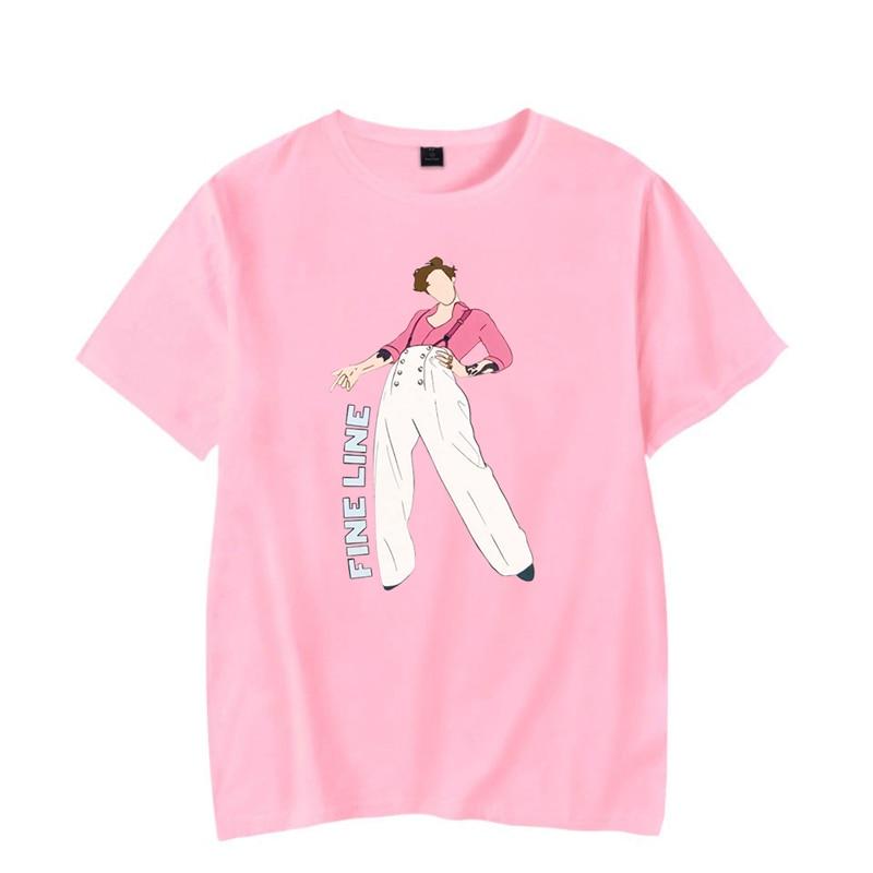 Harry Styles Men T Shirt Women Short Sleeve