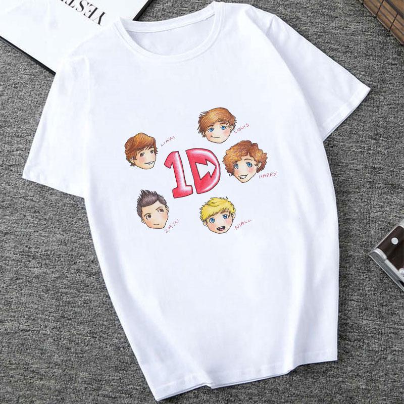 Harry Styles Korean T Shirt For Women