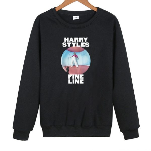 Harry Styles Sweatshirt Kawaii Casual Womens Hoodies