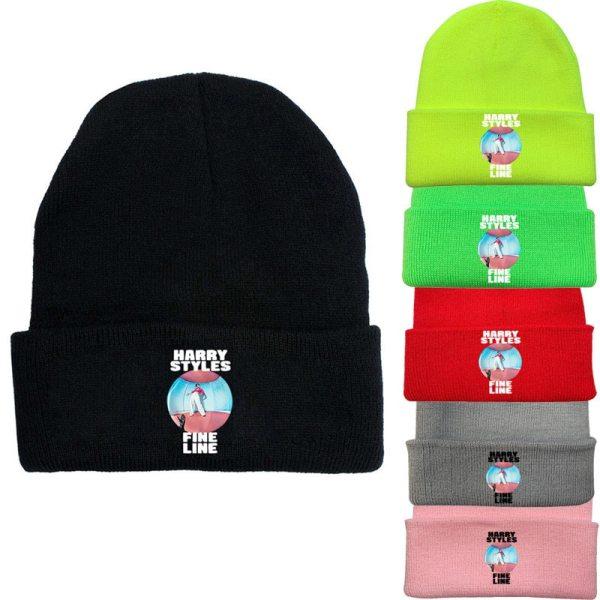 HARRY STYLES Hat Winter Hat Beanie Cotton Christmas Hat